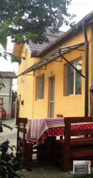 Casa 4 camere, P+M, singur in curte, zona Farmec - Cluj-Napoca