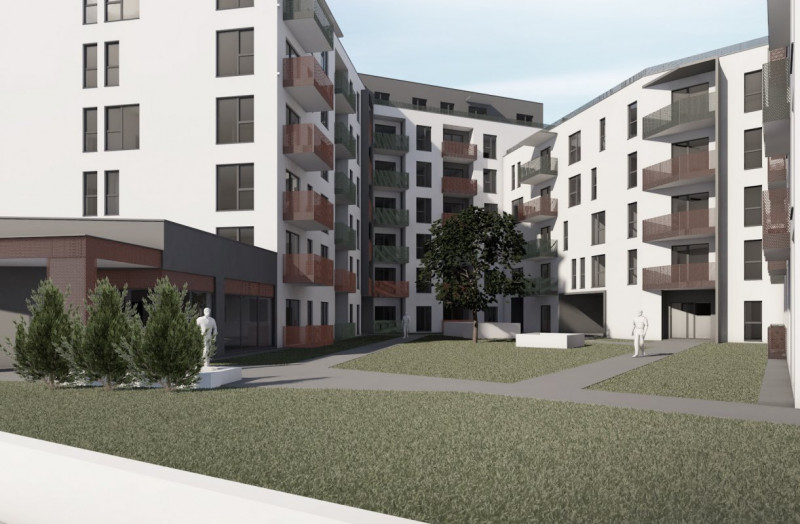 MOBITIM vinde Apartament 2 camere zona Clujana bloc nou