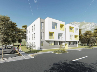 Apartamente 2 camere, constructie noua, Floresti