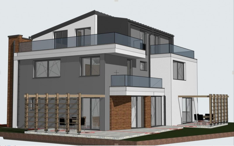 Mobitim vinde casa tip duplex in zona  Marasti