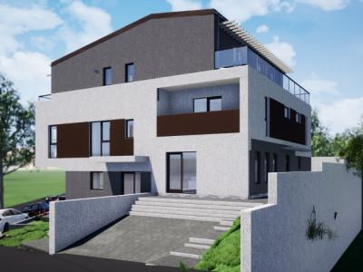 Duplex, arhitectura moderna, zona Metro, Cluj Napoca
