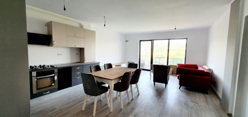 Mobitim vinde apartament cu 2 camere in Borhanci