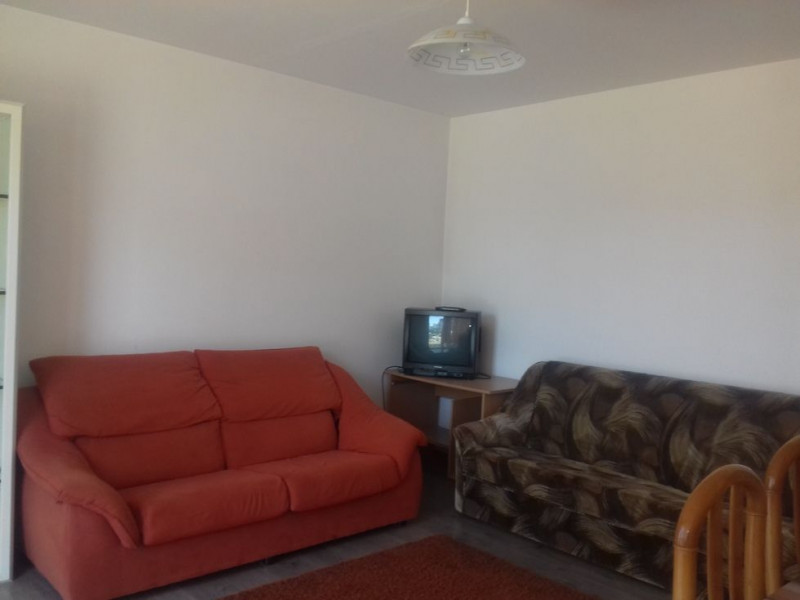 Mobitim vinde apartament 2 camere decomandate, mobilat si utilat, Floresti