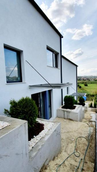 Apartament 4 camere cu gradina in Borhanci