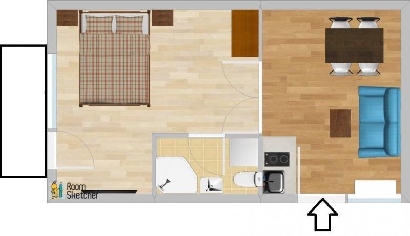 Apartament 1 camera, zona Clinicilor