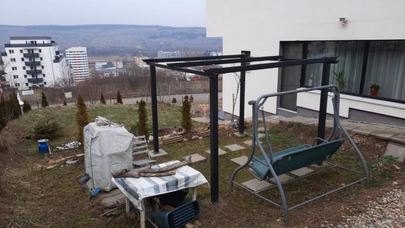 Casa  individuala, zona Metro, Floresti