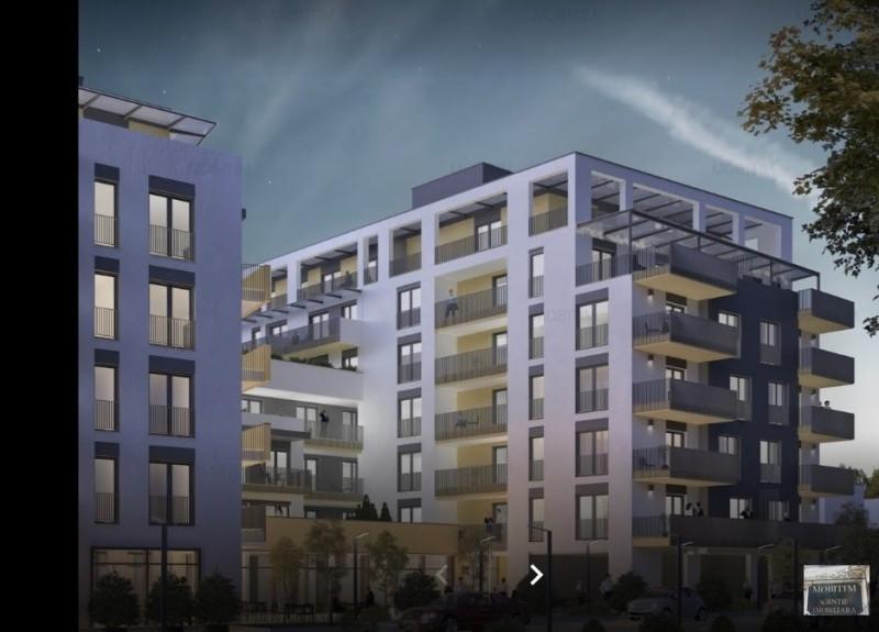 Apartament 2 CAMERE confort sporit, imobil nou central,  Cluj-Napoca